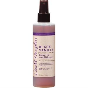 Carols daughter black vanilla leavein conditioner